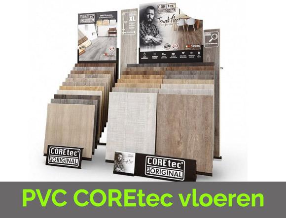 PVC COREtec vloeren